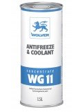Wolver Antifreeze & Coolant WG11 Concentrate