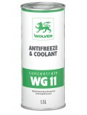 Wolver Antifreeze & Coolant WG11 Green Concentrate